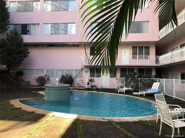 1020 Green Street #102, Honolulu, HI 96822 (MLS #202102047) :: Barnes Hawaii