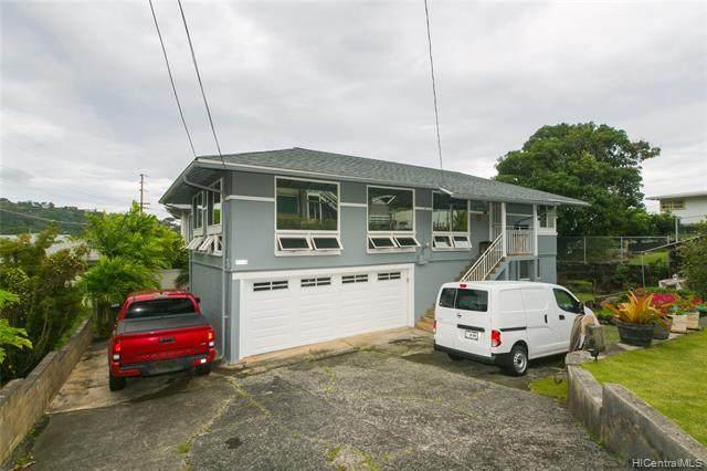 751A Alewa Drive, Honolulu, HI 96817 (MLS #202102084) :: LUVA Real Estate
