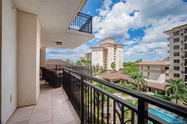 92-104 Waialii Place O-523, Kapolei, HI 96707 (MLS #202102088) :: Corcoran Pacific Properties