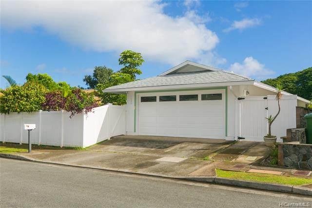 1438 Akuleana Place, Kailua, HI 96734 (MLS #202102108) :: LUVA Real Estate