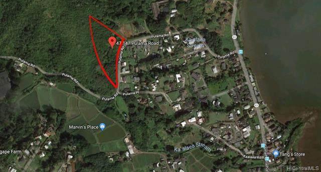 47-147 Pulama Road, Kaneohe, HI 96744 (MLS #202102148) :: LUVA Real Estate