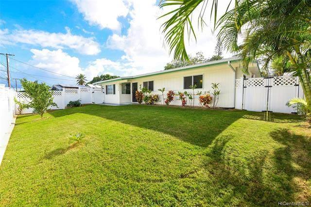 1335 Manu Aloha Street, Kailua, HI 96734 (MLS #202102172) :: Island Life Homes