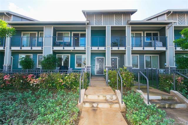 91-3524 Iwikuamoo Street #404, Ewa Beach, HI 96706 (MLS #202102181) :: Island Life Homes