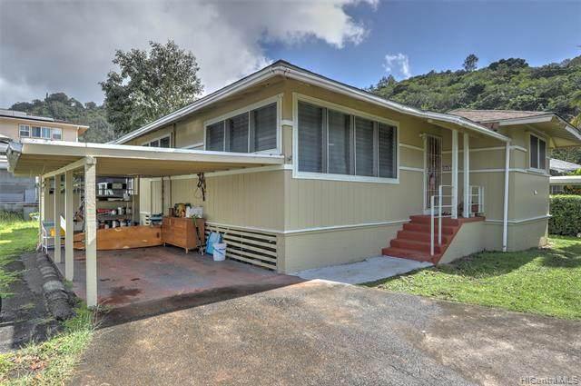 2453 Pauoa Road A, Honolulu, HI 96813 (MLS #202102341) :: LUVA Real Estate