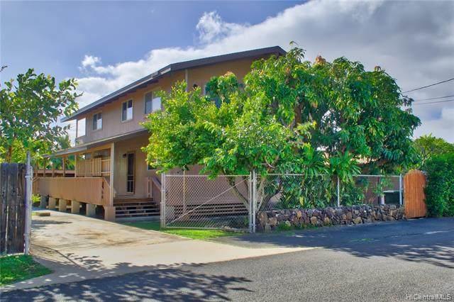 84-557 Widemann Street, Waianae, HI 96792 (MLS #202102365) :: Corcoran Pacific Properties