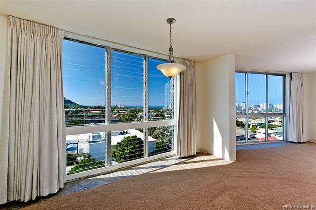 1139 9th Avenue #1002, Honolulu, HI 96816 (MLS #202102371) :: Corcoran Pacific Properties