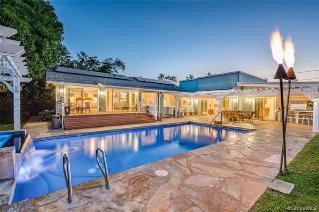 370 Portlock Road, Honolulu, HI 96825 (MLS #202103456) :: Corcoran Pacific Properties