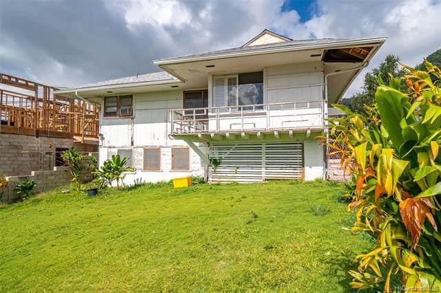3036 Kahaloa Drive #2, Honolulu, HI 96822 (MLS #202103461) :: Keller Williams Honolulu