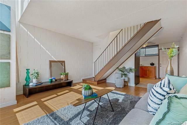 336 N Kuakini Street #124, Honolulu, HI 96817 (MLS #202103488) :: LUVA Real Estate