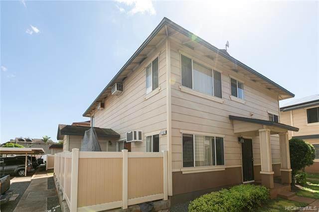 91-1022 Laulauna Street 5A, Ewa Beach, HI 96706 (MLS #202103567) :: Island Life Homes