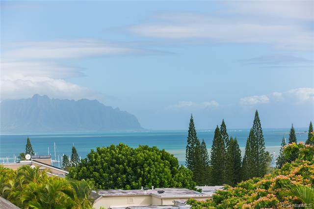 44-1602 Kou Place #3302, Kaneohe, HI 96744 (MLS #202103573) :: Keller Williams Honolulu