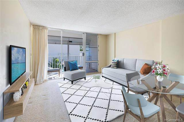 475 Atkinson Drive #905, Honolulu, HI 96814 (MLS #202103604) :: Barnes Hawaii