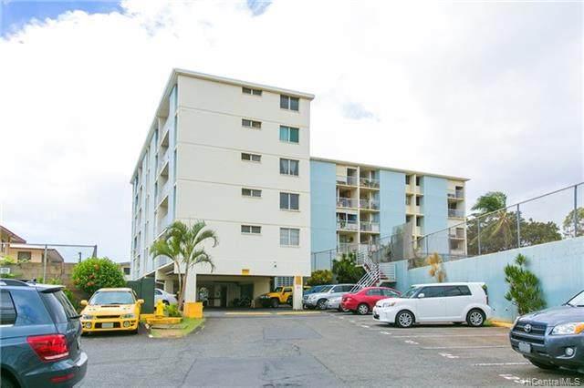 1260 Richard Lane A405, Honolulu, HI 96819 (MLS #202103615) :: Keller Williams Honolulu