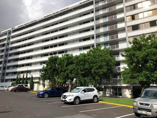 99-015 Kalaloa Street #401, Aiea, HI 96701 (MLS #202103759) :: Team Lally