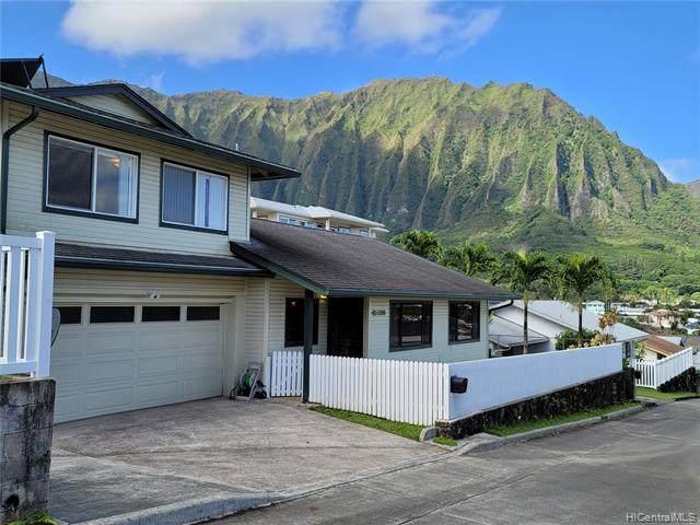 45-508 Malio Place, Kaneohe, HI 96744 (MLS #202103776) :: Island Life Homes