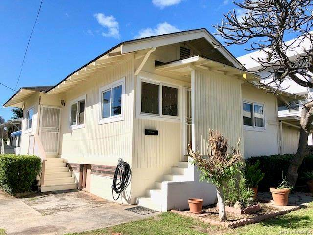 1813 Waiola Street, Honolulu, HI 96826 (MLS #202103798) :: Team Lally