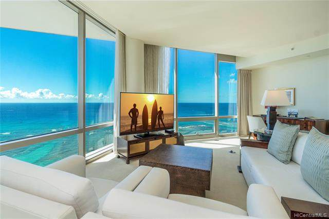 223 Saratoga Road #3710, Honolulu, HI 96815 (MLS #202103805) :: Corcoran Pacific Properties