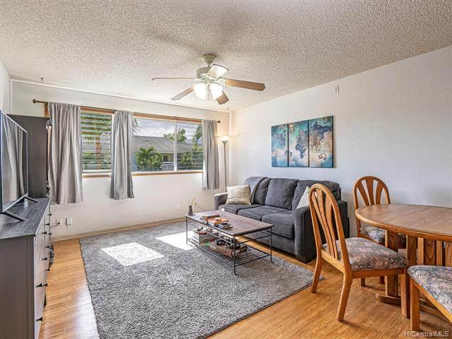 350 Aoloa Street C112, Kailua, HI 96734 (MLS #202103847) :: Keller Williams Honolulu