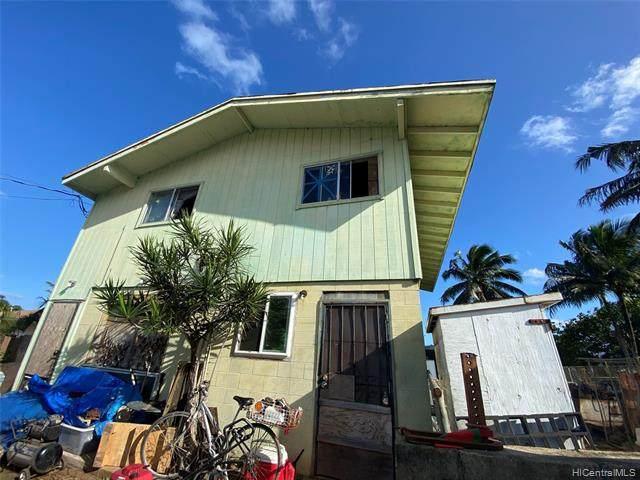 47-695C Kamehameha Highway, Kaneohe, HI 96744 (MLS #202103878) :: LUVA Real Estate
