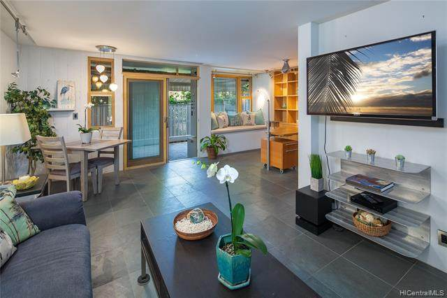 3121 Pualei Circle #16, Honolulu, HI 96815 (MLS #202103954) :: LUVA Real Estate