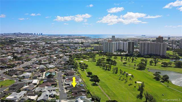 1446 Ala Leie Place, Honolulu, HI 96818 (MLS #202103960) :: Barnes Hawaii