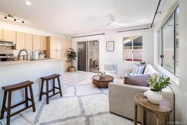 91-1030 Laulauna Street 8B, Ewa Beach, HI 96706 (MLS #202103982) :: Island Life Homes