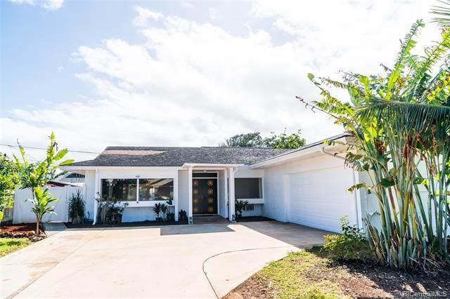 55-442 NE Iosepa Street, Laie, HI 96762 (MLS #202103998) :: Corcoran Pacific Properties