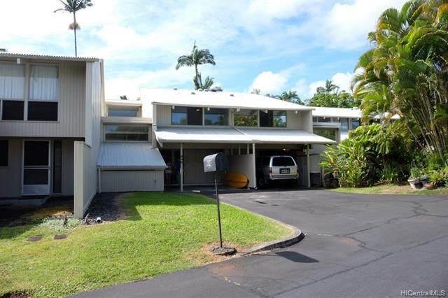 906 Kumukoa Street B105, Hilo, HI 96720 (MLS #202104003) :: Keller Williams Honolulu