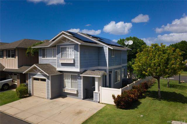 91-704 Makalea Street, Ewa Beach, HI 96706 (MLS #202104005) :: Team Lally
