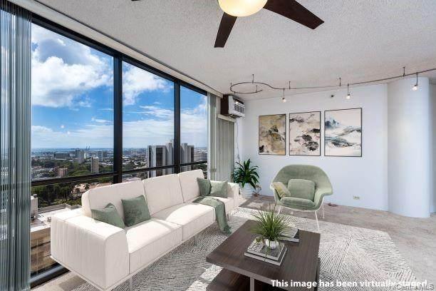 2101 Nuuanu Avenue I1602, Honolulu, HI 96817 (MLS #202104032) :: LUVA Real Estate