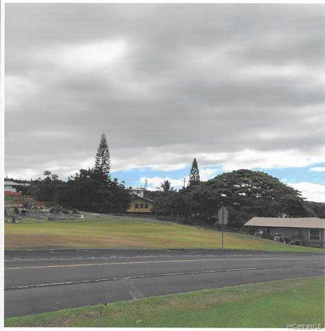 Address Not Published, Pahala, HI 96777 (MLS #202104039) :: LUVA Real Estate