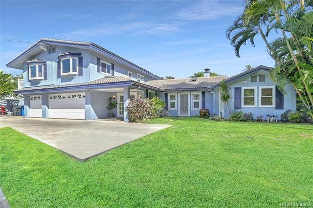 6 N Kalaheo Avenue, Kailua, HI 96734 (MLS #202104044) :: Corcoran Pacific Properties