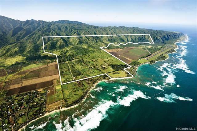 68-434 Farrington Highway, Waialua, HI 96791 (MLS #202104096) :: Corcoran Pacific Properties