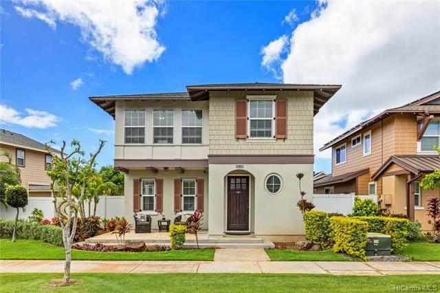 91-1116 Waihoano Street, Ewa Beach, HI 96706 (MLS #202104123) :: LUVA Real Estate
