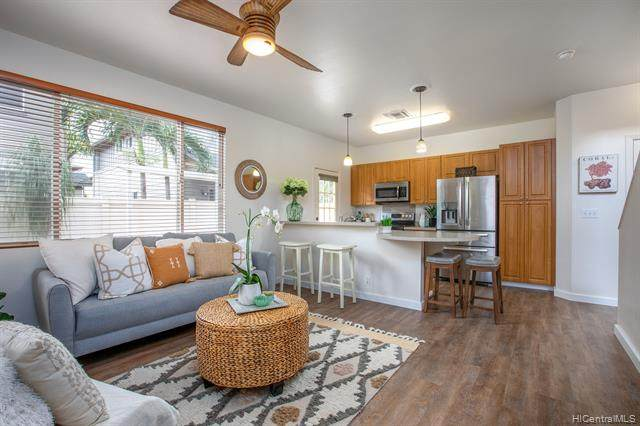 91-2104 Kanela Street M-105, Ewa Beach, HI 96706 (MLS #202104133) :: Barnes Hawaii