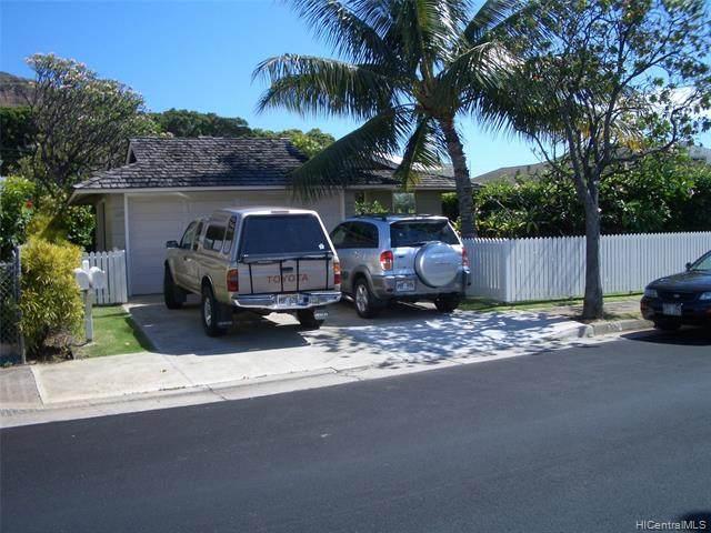 Address Not Published, Honolulu, HI 96815 (MLS #202104231) :: Corcoran Pacific Properties