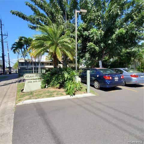 2522 Date Street #102, Honolulu, HI 96826 (MLS #202104232) :: Keller Williams Honolulu