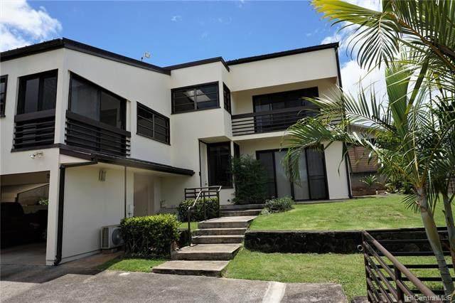 99-1019 Kahua Place, Aiea, HI 96701 (MLS #202104292) :: Island Life Homes