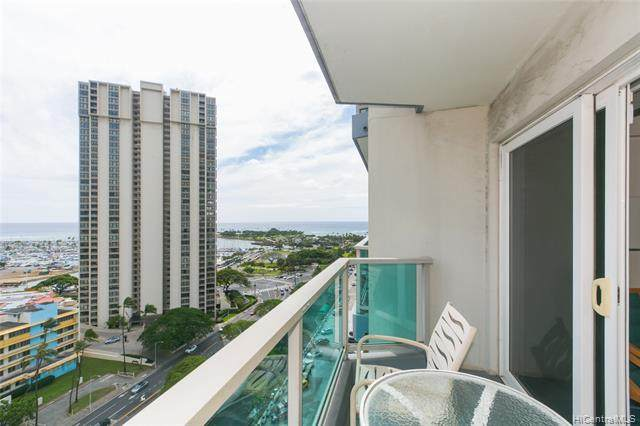410 Atkinson Drive #1611, Honolulu, HI 96814 (MLS #202104314) :: Keller Williams Honolulu
