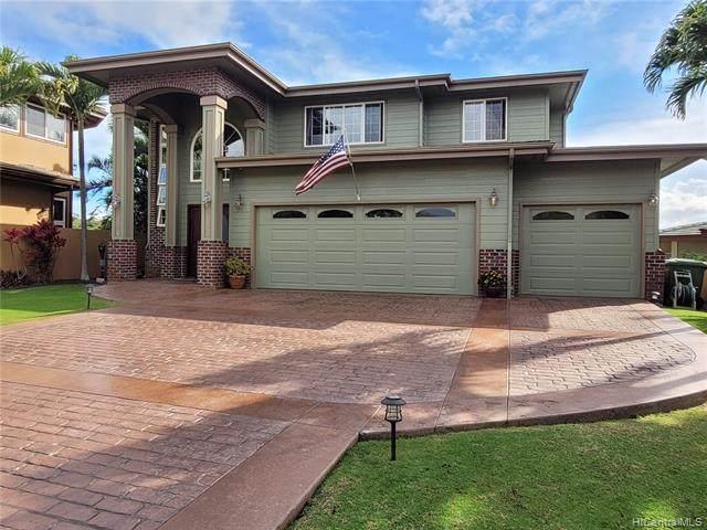 92-1353 Hoalii Street, Kapolei, HI 96707 (MLS #202104334) :: Corcoran Pacific Properties