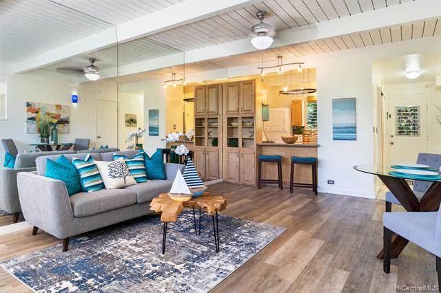 4964 Kilauea Avenue #26, Honolulu, HI 96816 (MLS #202104360) :: LUVA Real Estate