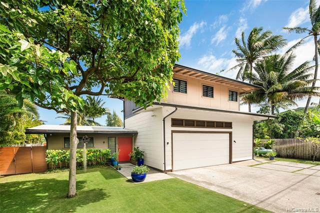 1540 Mokulua Drive A, Kailua, HI 96734 (MLS #202104363) :: Keller Williams Honolulu