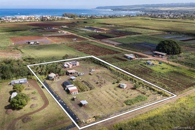 0000 Farrington Highway Lot 23, Waialua, HI 96791 (MLS #202104368) :: Corcoran Pacific Properties