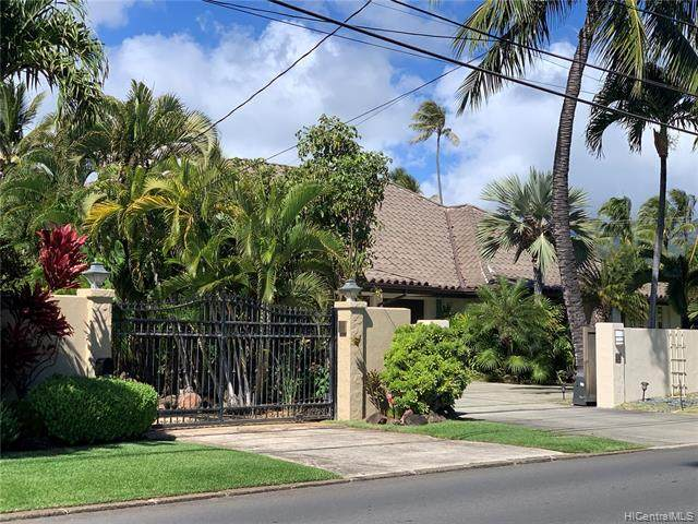 4670 Kahala Avenue, Honolulu, HI 96816 (MLS #202104381) :: Team Lally
