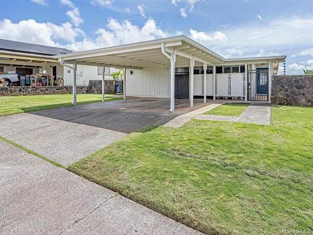2319 Ahamoa Street, Pearl City, HI 96782 (MLS #202104398) :: Barnes Hawaii