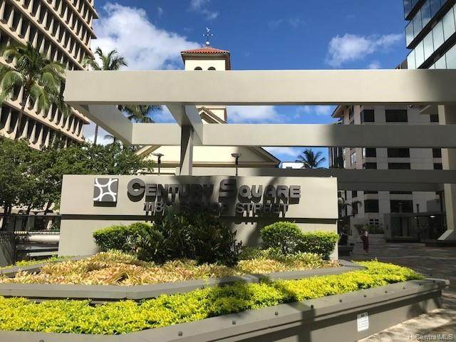 1188 Bishop Street #602, Honolulu, HI 96813 (MLS #202104431) :: Island Life Homes