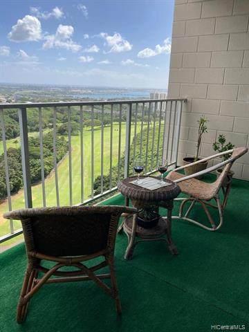98-715 Iho Place 4/1201, Aiea, HI 96701 (MLS #202104436) :: Barnes Hawaii