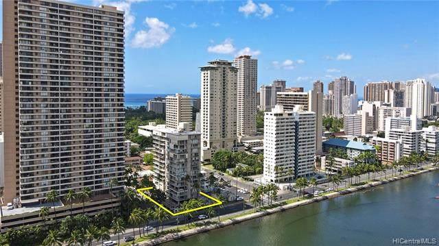 2115 Ala Wai Boulevard #302, Honolulu, HI 96815 (MLS #202104438) :: Team Lally