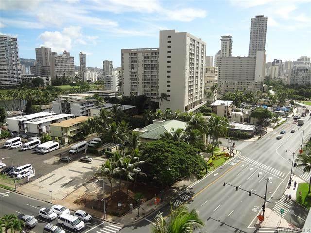 1925 Kalakaua Avenue #1306, Honolulu, HI 96815 (MLS #202104440) :: Keller Williams Honolulu