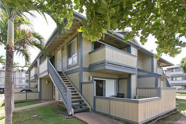 91-280 Hanapouli Circle 11S, Ewa Beach, HI 96706 (MLS #202104448) :: Keller Williams Honolulu